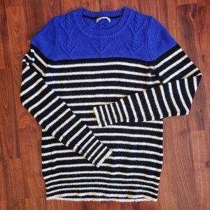 3/$25 Gap color block sweater